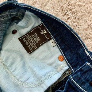 7 For All Mankind Jeans - SOLD 7FAM Dojo Jeans